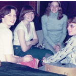 1977 – 'Farewell & Thank-You' Re-Union at the Markhouse Theatre/Drama Club